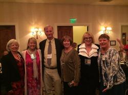 Maple Grove Alumni! Cindy Braden, Sue Brundage, John Duckworth, Louise Buck, Claudia Smaldone, Kathy Jansen